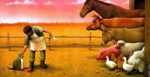 Satirical-Illustrations-by-Pawel-Kuczynski