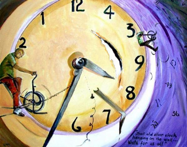 Γιατί Ο Χρόνος Περνάει Γρηγορότερα Καθώς Μεγαλώνουμε