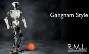 Το Ρομπότ Που Χορεύει Gangnam Style [video]